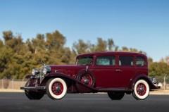 @1932 Cadillac V-16 Five-Passenger Sedan Fleetwood-1400238 - 8