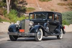 @1933 Cadillac V-16 Seven-Passenger Town Cabriolet - 2