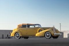 @1935 Cadillac V-16 Imperial Convertible Sedan Fleetwood-5100043 - 3