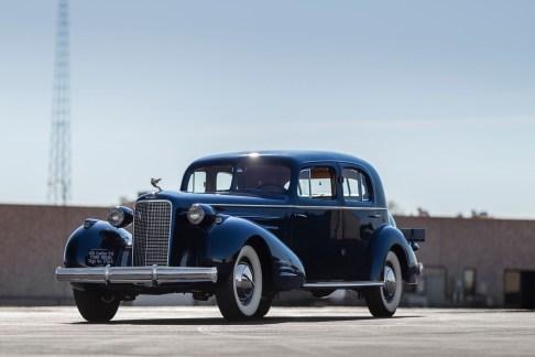 @1936 Cadillac V-16 Town Sedan Fleetwood-5110221 - 5