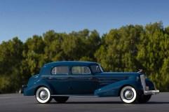 @1936 Cadillac V-16 Town Sedan Fleetwood-5110221 - 6