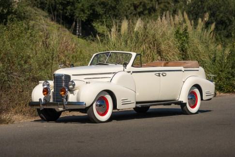 @1938 Cadillac V-16 Convertible Sedan Fleetwood-5270060 - 8