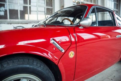 @Fiat Abarth 1000 Bialbero Longnose - 3