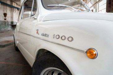 @Fiat Abarth 1000 TC Stradale ©Bildermeister - 2