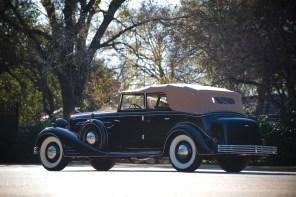@1933 Cadillac V16 Convertible Phaeton - 1