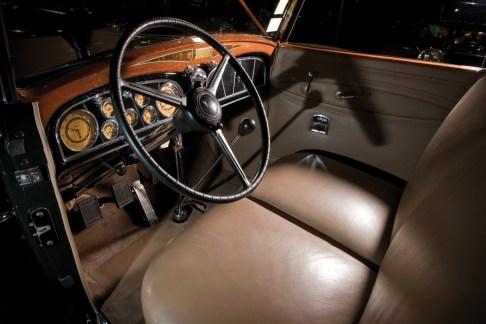 @1933 Cadillac V16 Convertible Phaeton - 8