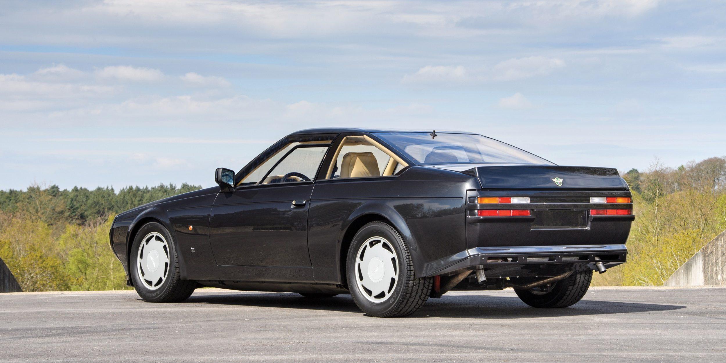 Aston Martin V8 Vantage Zagato Radicalmag