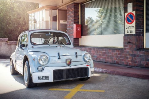@Fiat Abarth 1000 TCR 1971 - 15