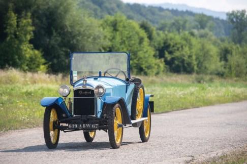 @1921 Peugeot Quadrillette - 17