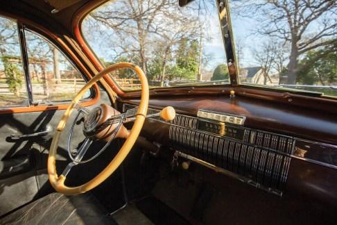 @1940 Cadillac Series 90 V-16 Seven-Passenger Formal Sedan - 4