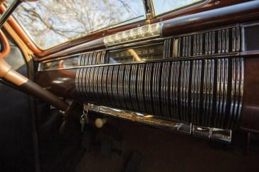 @1940 Cadillac Series 90 V-16 Seven-Passenger Formal Sedan - 5
