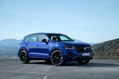 The new Volkswagen Touareg R