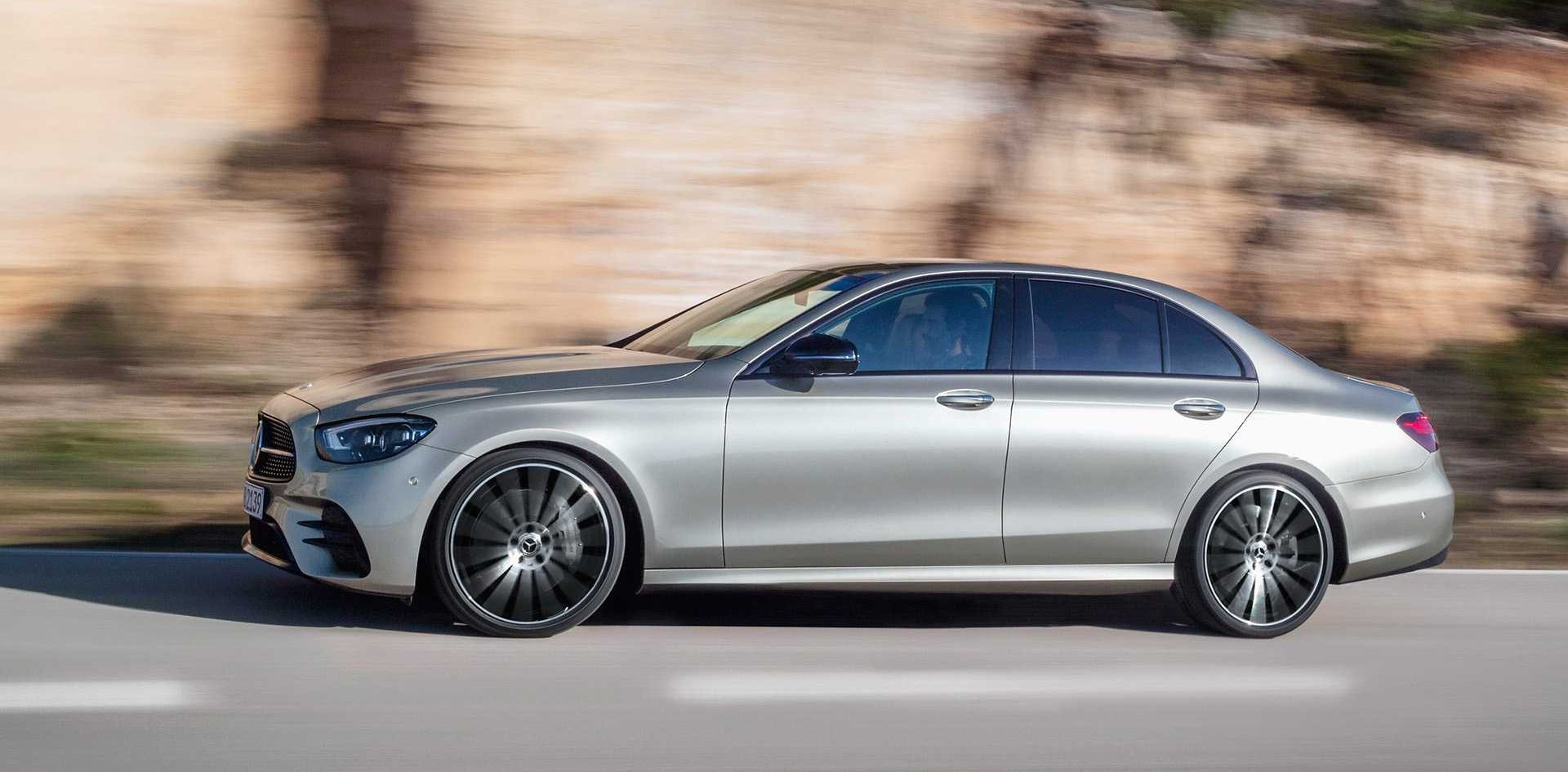 Mercedes-Benz E-Klasse | radicalmag