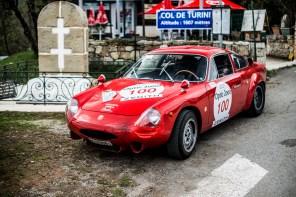 @1965 Abarth Simca 2Mila GT - 8