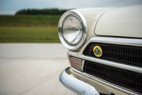 @1965 Ford Cortina Lotus Mk 1 - 18