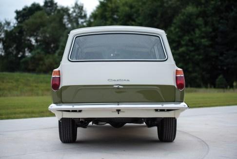 @1965 Ford Cortina Lotus Mk 1 - 2