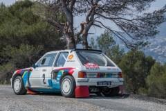 @1984 Peugeot 205 Turbo 16 Evo - 2