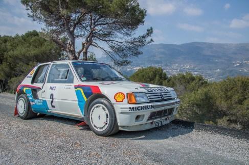 @1984 Peugeot 205 Turbo 16 Evo-x - 1