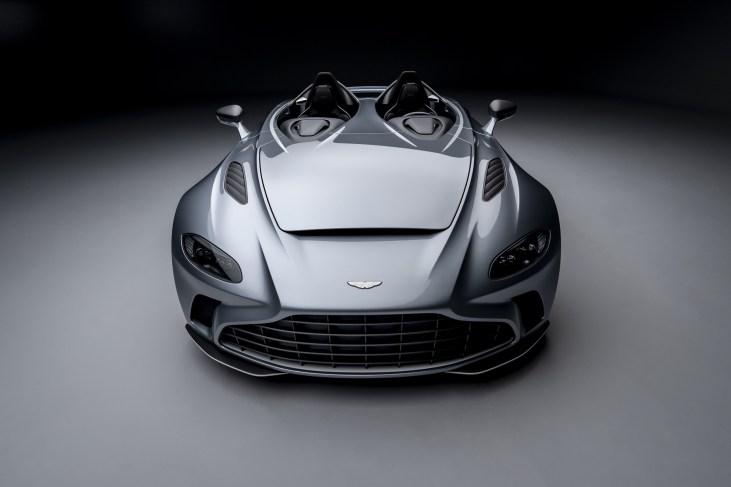 @Aston Martin V12 Speedster - 2