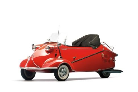 @1957 Messerschmitt KR 201 Roadster - 17
