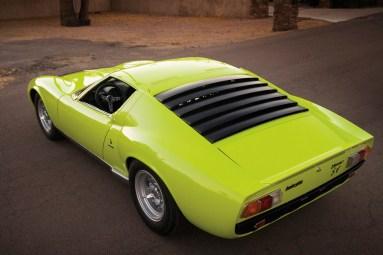 @1967 Lamborghini Miura P400 SV Conversion-3066 - 12