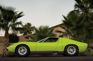@1967 Lamborghini Miura P400 SV Conversion-3066 - 4