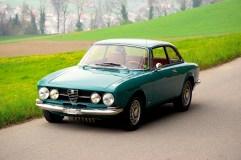 @Alfa Romeo Giulia 1750 GT Veloce - 1