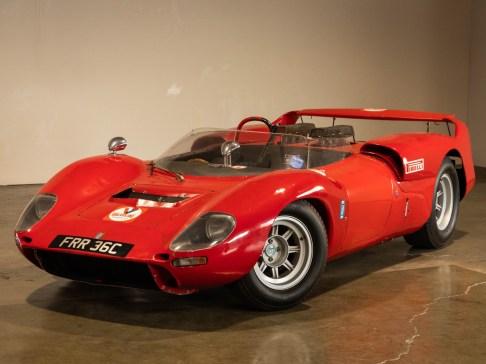 @1965 De Tomaso Sport - 1