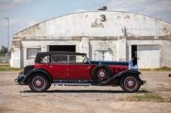 @1930 CADILLAC V-16 CONVERTIBLE SEDAN BY MURPHY1930 CADILLAC V-16 CONVERTIBLE SEDAN MURPHY - 18