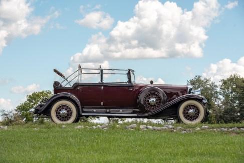 @1931 Cadillac Series 452 All-Wheater Phaeton - 1