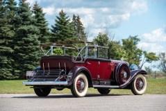 @1931 Cadillac Series 452 All-Wheater Phaeton - 2