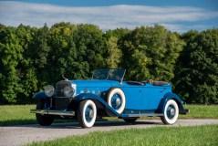 @1931 Cadillac Series 452 Sport Phaeton - 2