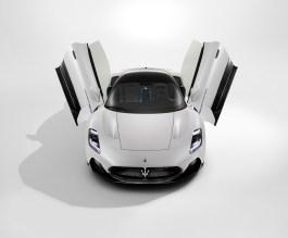 @Maserati MC20 - 12