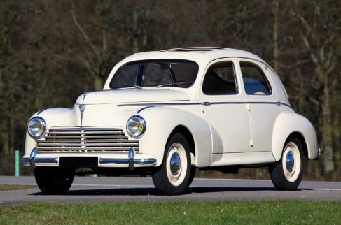 @1949 Peugeot 203 Luxe Export berline - 1