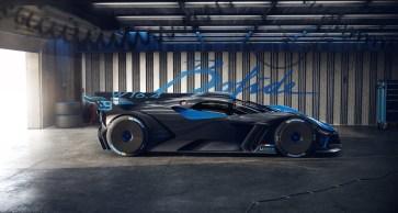 @Bugatti Bolide - 4