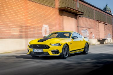 @Ford Mustang Mach 2021 - 23