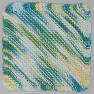 Blue Varigated Cloth