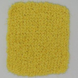 Yellow Rectangle Scrubbie