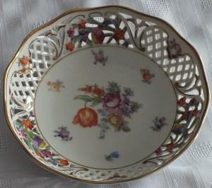 bowl at Grannie's Attic
