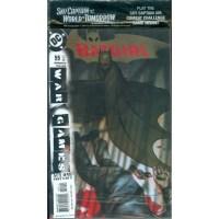 Batgirl War Games 55