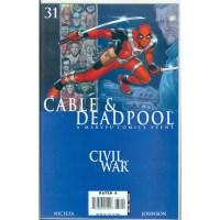 Cable & Deadpool 31