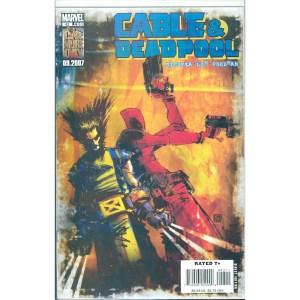 Cable & Deadpool 43