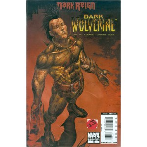 Dark Wolverine 76 Variant