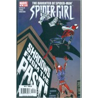 Daughter of Spider-man Spidergirl 96