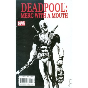 Deadpool Merc With a Mouth 4