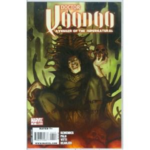 Doctor Voodoo 4
