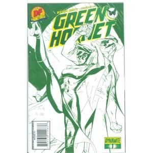 Green Hornet 1 Cool Green Ed with COA
