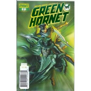 Green Hornet 1 Foil Ed with COA
