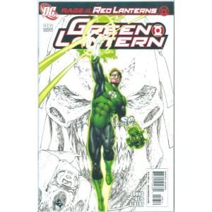 Green Lantern 36 Variant