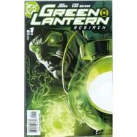 Green Lantern Rebirth 1 2nd